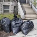 trash day…